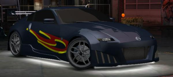 My Cars On Need For Speed Underground 2